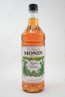 Monin Agave Nectar Concentrate 750ml