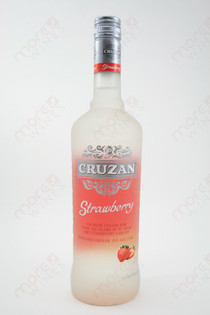 Cruzan Strawberry Rum 750ml