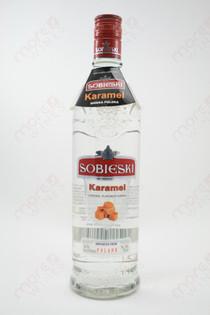 Sobieski Karamel Vodka 750ml