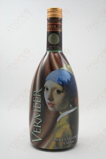 Vermeer Mint Chocolate Cream 750ml