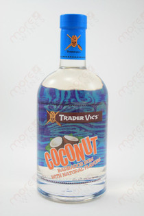 Trader Vic's Coconut Rum 750ml