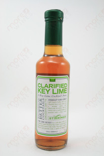 Stirrings Clarified Key Lime Cocktail Juice 355ml