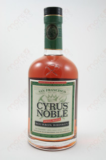 Cyrus Noble Small Batch Bourbon Whiskey 750ml
