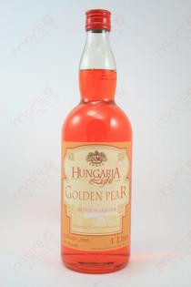Zwack Hungaria Light Golden Pear Imitation Liqueur 1L