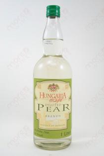 Zwack Hungaria Light Pear Brandy 1L