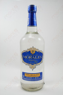 Morales Blanco Tequila 750ml