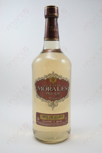 Morales Gold Tequila 1L