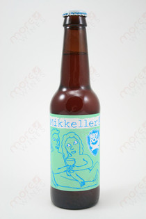 Mikkeller & Brew Dog Collaboration Imperial IPA 11.2fl oz