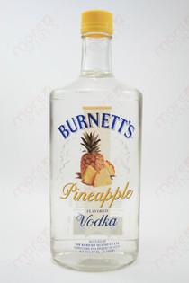 Burnett's Pineapple Vodka 750ml