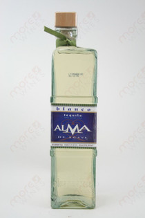Alma Blanco Tequila 750ml