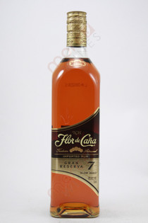Flor de Cana Grand Reserve 7 Year Old Rum 750ml
