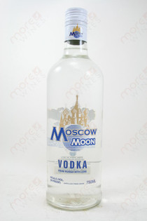 Moscow Moon Nights Vodka 750ml
