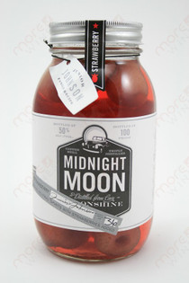 Midnight Moon Strawberry Carolina Moonshine