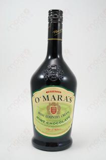 O'Mara's Mint Chocolate Irish Cream 750ml