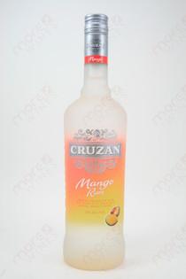 Cruzan Mango Rum 750ml