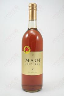 MAUI Gold Rum 750ml
