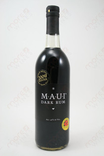 MAUI Dark Rum 750ml
