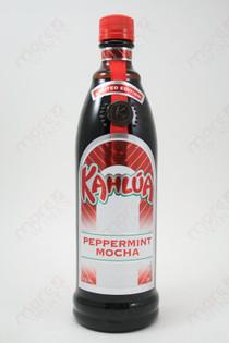 Kahlua Peppermint Mocha Liqueur 750ml