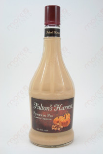 Fultons Harvest Pumpkin Pie Cream Liqueur 750ml