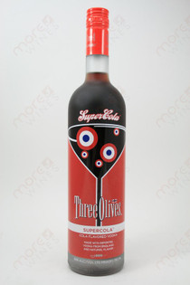 Three Olives Supercola Vodka 750ml
