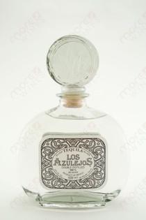 Los Azulejos Tequila Silver 750ml