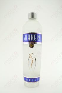 Shakers Wheat Vodka 750ml