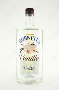 Burnett's Vanilla Vodka 750ml