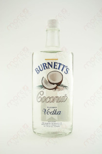 Burnett's Coconut Vodka 750ml