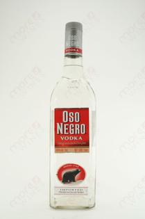 Oso Negro Vodka 1L