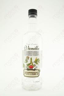 Potter's Vanilla Vodka 750ml