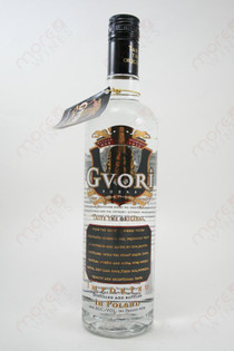 Gvori Vodka 750ml