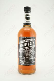 Joshua Brooks Straight Bourbon Whiskey 750ml