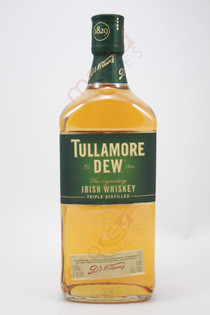 Tullamore Dew Irish Blended Whiskey 750ml