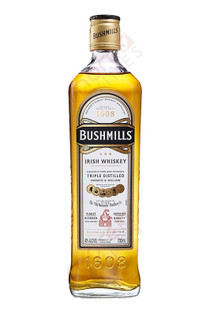 Bushmills Original Blended Irish Whiskey 750ml