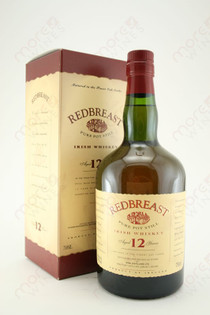 Redbreast Irish Whiskey 750ml