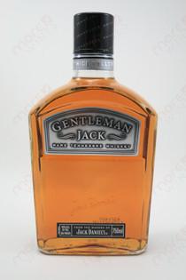 Jack Daniel's Gentleman Jack Rare Tennessee Whiskey 750ml