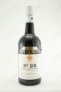 Duff Gordon Oloroso No. 28 Sherry 750ml