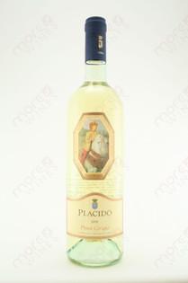 Placido Pinot Grigio 750ml