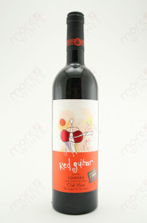 Red Guitar Navarra Old Vine Tempranillo Garnacha 2006 750ml