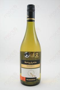 Santa Alicia Reserve Chardonnay 2010 750ml