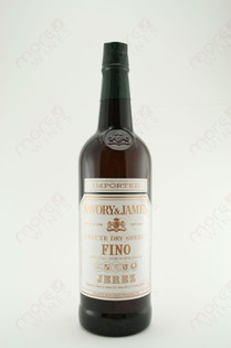 Savory & James Fino Dry Sherry Jerez 750ml