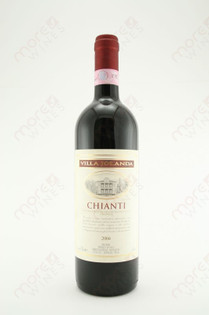Villa Jolanda Chianti 2004 750ml