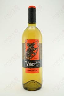 Mattie's Perch Chardonnay 750ml