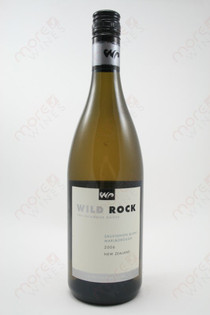 Wild Rock Marlborough Sauvignon Blanc 2006 750ml