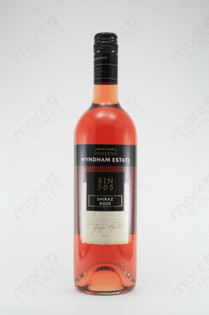 Wyndham Estate BIN 505 Shiraz Rose 2006 750ml