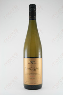 Wolf Blass Gold Label Adelaide Hills Riesling 2004 750ml