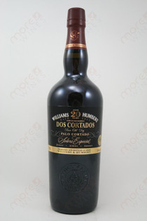 Williams Humbert Solera Especial 20 Year Old