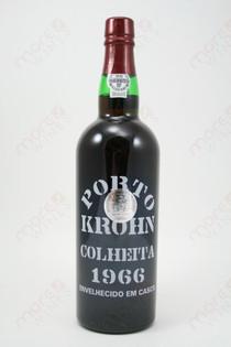 Porto Krohn Colheita 1966 750ml