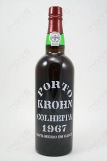 Porto Krohn Colheita 1967 750ml