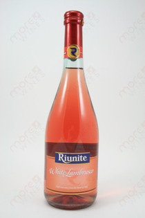 Riunite White Lambrusco Emilia 750ml